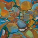 Wax/oil pastel on Ingre Paper, 2009