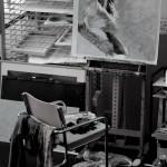 Artist studio actelfer